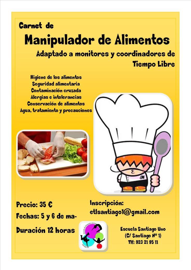 Cartel manipulador de alimentos (1)