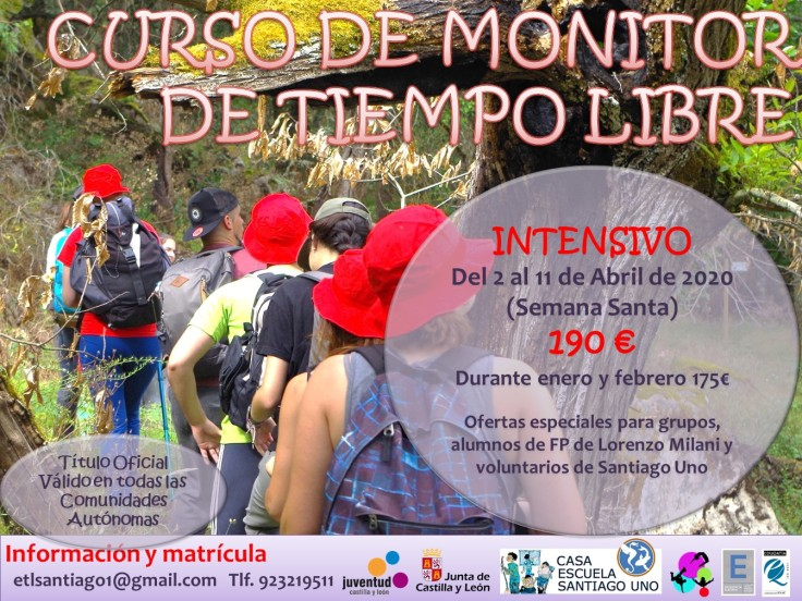 Cartel Monitores SS 2020